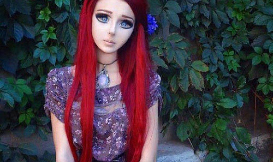 Δείτε την 19χρονη κοπέλα-που μοιάζει σαν γιαπωνέζικο καρτούν και το .... Προσπαθεί! - Κυρίως Φωτογραφία - Gallery - Video