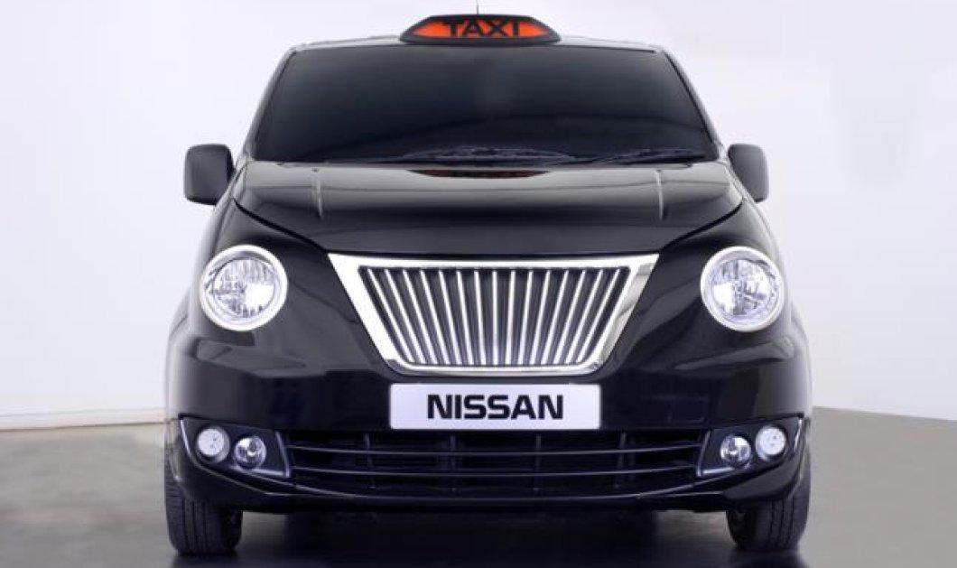 Ιδού λοιπόν: Αυτό είναι το νέο μαύρο ταξί που θα αντικαταστήσει στο Λονδίνο το παλιό δημοφιλές ευρύχωρο εξαθέσιο CAB με ιστορία στους δρόμους! (φωτό-βίντεο)  - Κυρίως Φωτογραφία - Gallery - Video