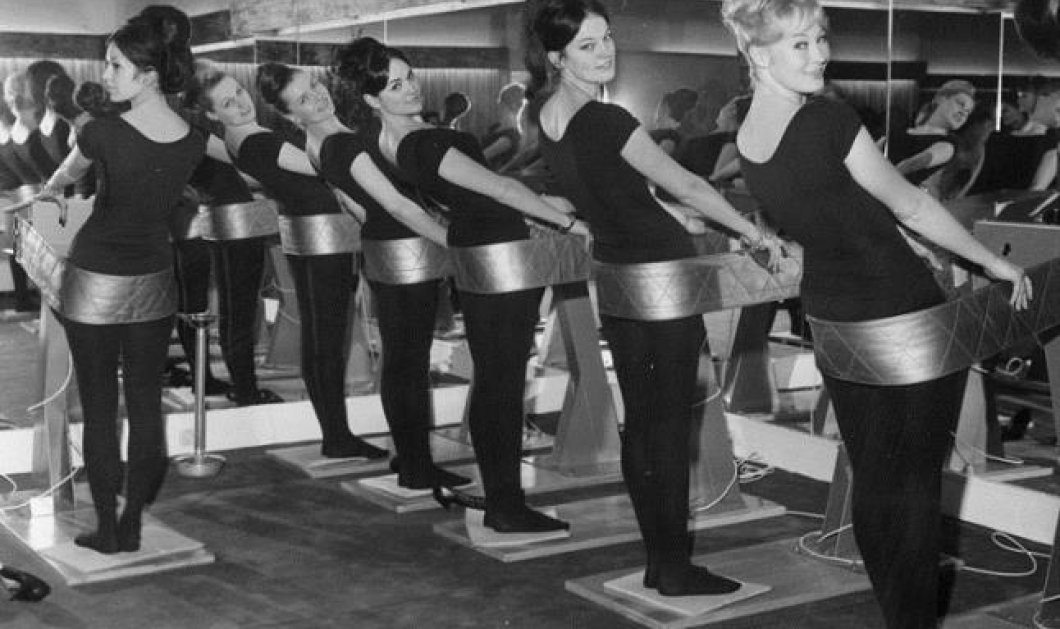Smile: Αχ από το 1920 παιδευόμαστε οι γυναίκες με τις δίαιτες - Δείτε πως ''αγωνιζόμαστε'' εδώ και ένα αιώνα κατά του τύραννου που λέγεται ''περιττά κιλά''! (ρετρό φωτό) - Κυρίως Φωτογραφία - Gallery - Video