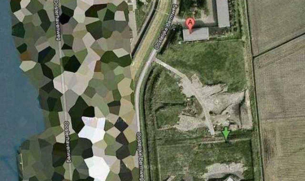 Eπιτέλους - Ας δούμε τα δέκα μέρη που δεν εμφανίζονται ποτέ στο google maps! Tι κρύβεται άραγε από πίσω τους; (βίντεο) - Κυρίως Φωτογραφία - Gallery - Video