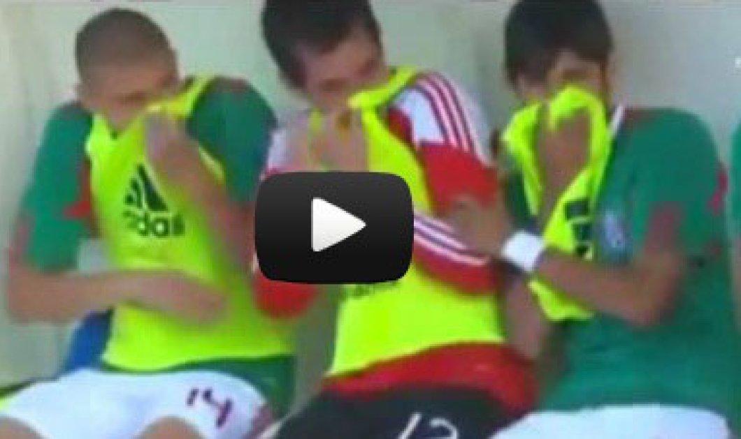 Δείτε τις πιο αστείες ποδοσφαιρικές στιγμές του 2012! - Κυρίως Φωτογραφία - Gallery - Video