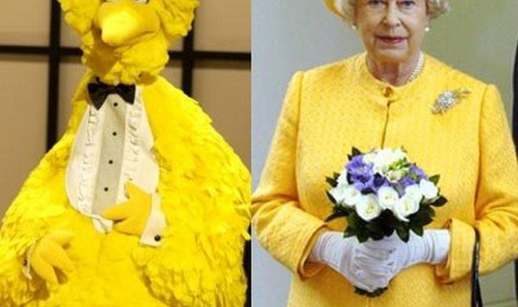 Smileeeee! Μuppet show ξεκαρδιστικό με όλες τις διασημότητες: Από την Βασίλισσα Ελισάβετ στην..... και απο τον ..  στην ..,  - Κυρίως Φωτογραφία - Gallery - Video