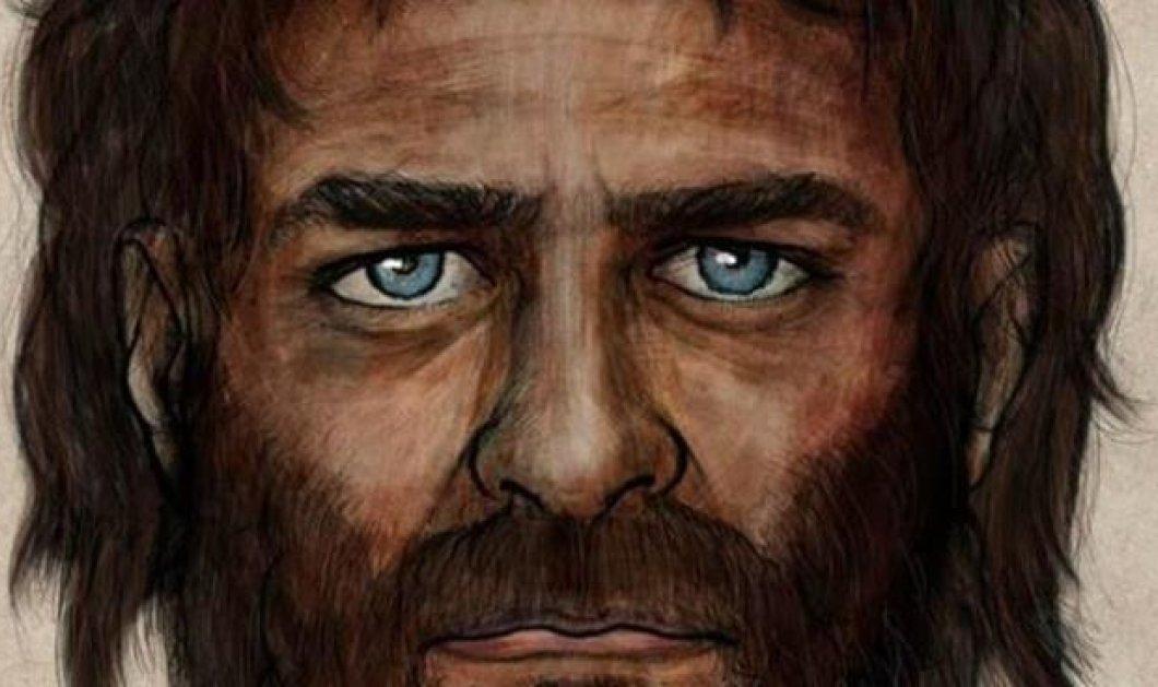 Νέα έρευνα: Κι όμως, οι Ευρωπαίοι ήταν μελαμψοί και γαλανομάτηδες πριν 7.000 χρόνια - Κυρίως Φωτογραφία - Gallery - Video