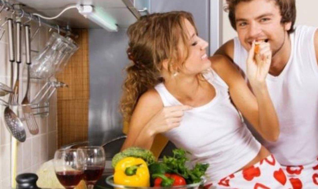 Ο έρωτας περνάει από το στομάχι... Όχι μόνο αυτός, αλλά και οι σεξουαλικές επιδόσεις! Δείτε τι πρέπει και τι δεν πρέπει να φάτε πριν από το... αγαπημένο σπορ των Ελλήνων! - Κυρίως Φωτογραφία - Gallery - Video