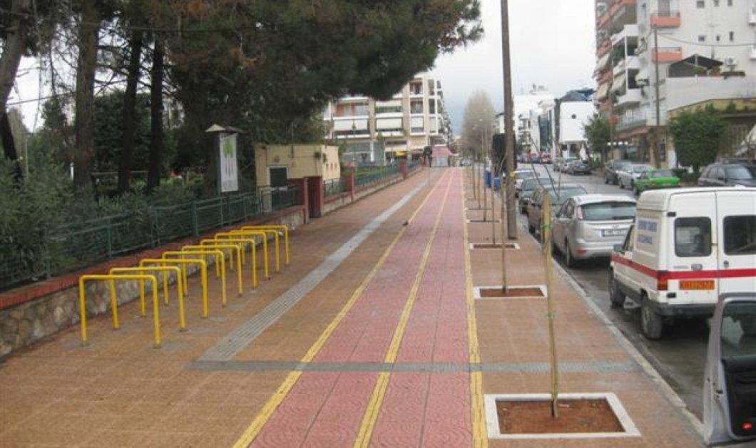 Καλαμάτα: Ποδηλατόδρομοι αλλάζουν την νοοτροπία - οδηγοί & ποδηλάτες όμως πρέπει να συμφιλιωθούν! Δείτε τις φωτό - Κυρίως Φωτογραφία - Gallery - Video