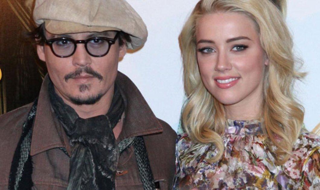 Κορίτσια τον χάνουμε κι αυτόν: Ο Johnny Depp παντρεύεται στις Μπαχάμες την επί 2 χρόνια αρραβωνιαστικιά του Amber Heard - Κυρίως Φωτογραφία - Gallery - Video
