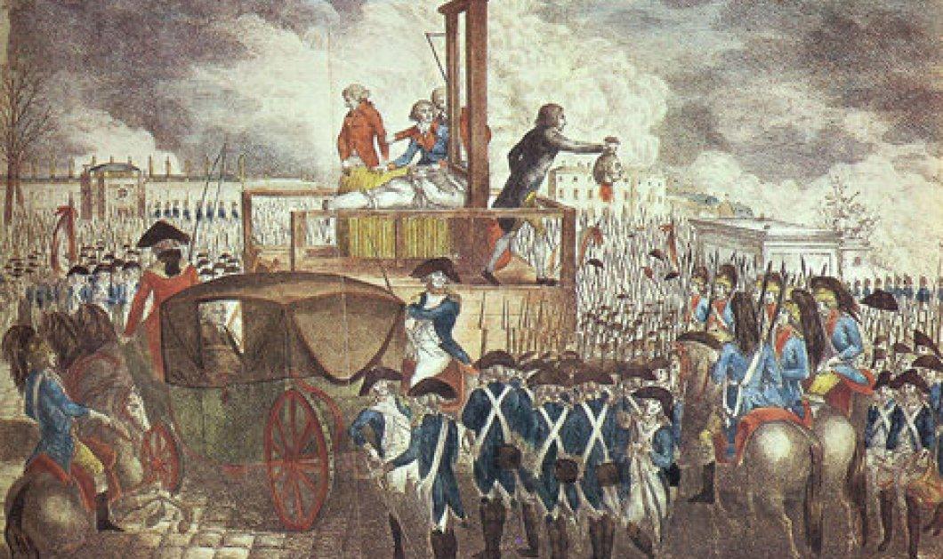 Βρήκαν το αίμα του Λουδοβίκου του 16ου σε... κολοκύθα  - Κυρίως Φωτογραφία - Gallery - Video