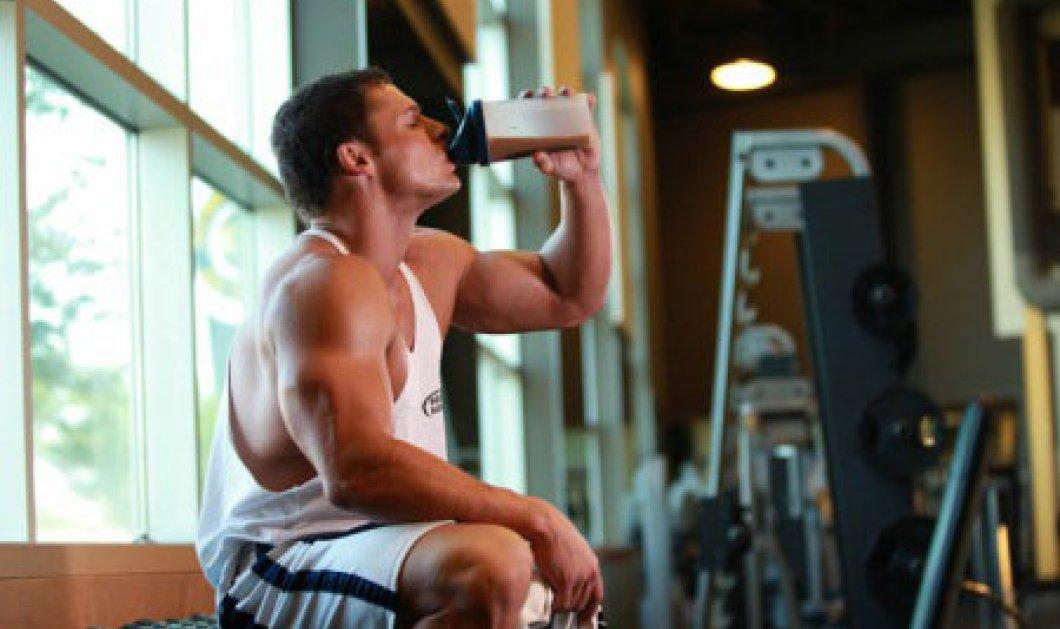 Ανακαλύφθηκε η πρωτεΐνη που φουσκώνει τους μυς και σας κάνει Σβαρτζενέγκερ σε νεαρή ηλικία! - Κυρίως Φωτογραφία - Gallery - Video