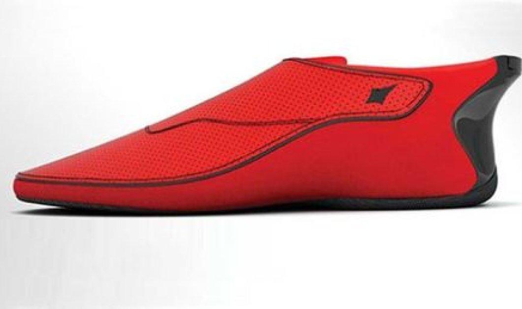 Lechal - Τα παπούτσια που καθοδηγούν ανθρώπους με προβλήματα όρασης - Ακόμα ένα... θαύμα της τεχνολογίας! (φωτό - βίντεο) - Κυρίως Φωτογραφία - Gallery - Video