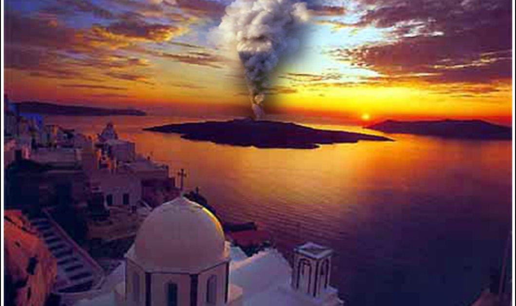 Μεγάλη αρχαιολογική ανακάλυψη: Πότε ακριβώς εξερράγη τελικά το διάσημο ηφαίστειο της Σαντορίνης; - Κυρίως Φωτογραφία - Gallery - Video