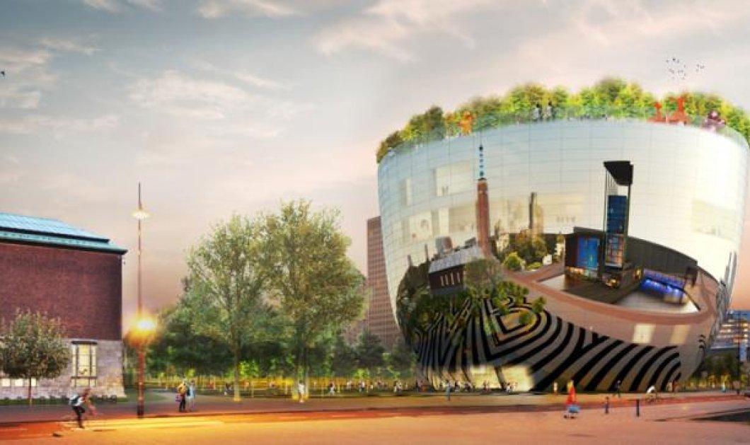 Ιδού πως θα είναι το πιο μοντέρνο κτίριο μουσείο στον κόσμο: Ηi tech design του 2020! (φωτό)  - Κυρίως Φωτογραφία - Gallery - Video