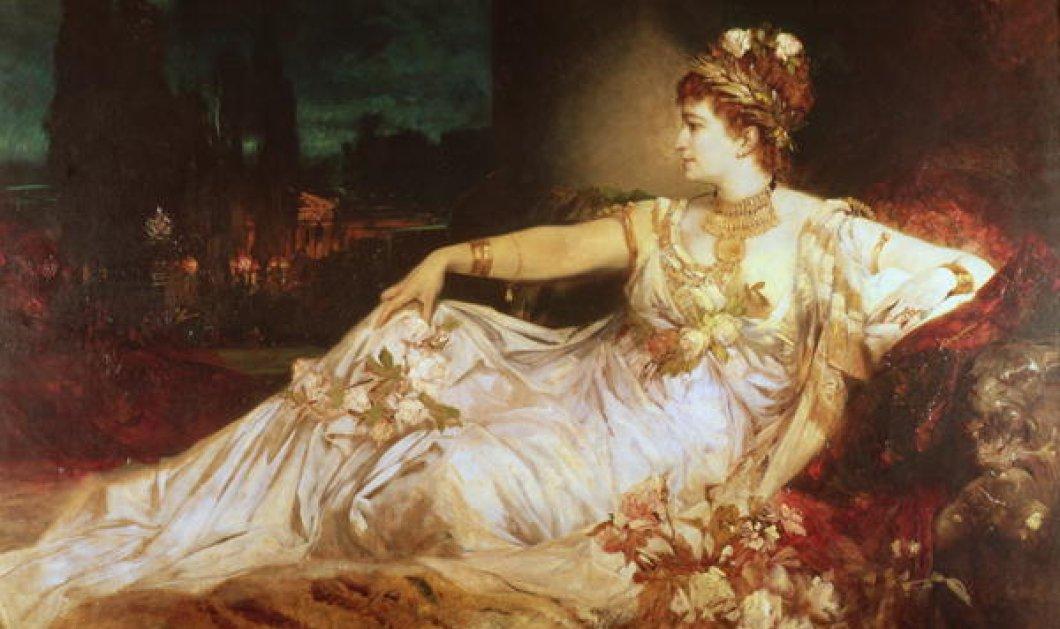 Μεσσαλίνα - Η νυμφομανής αυτοκράτειρα που έκανε την πόρνη και εξέδιδε τις πλούσιες γυναίκες της Ρώμης... (Φωτό)  - Κυρίως Φωτογραφία - Gallery - Video