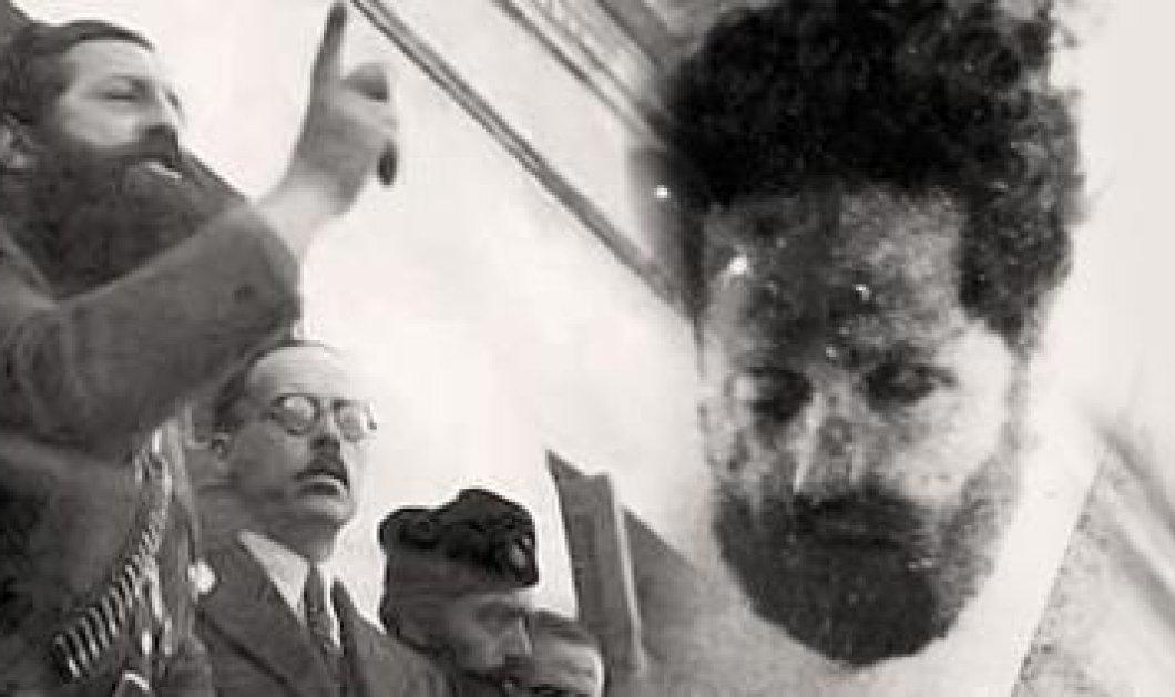 Το κομμένο κεφάλι του Άρη Βελουχιώτη - Σάλο έχει προκαλέσει η ανάρτηση φωτογραφίας από το blog «XYZ Contagion»! (φωτό) - Κυρίως Φωτογραφία - Gallery - Video