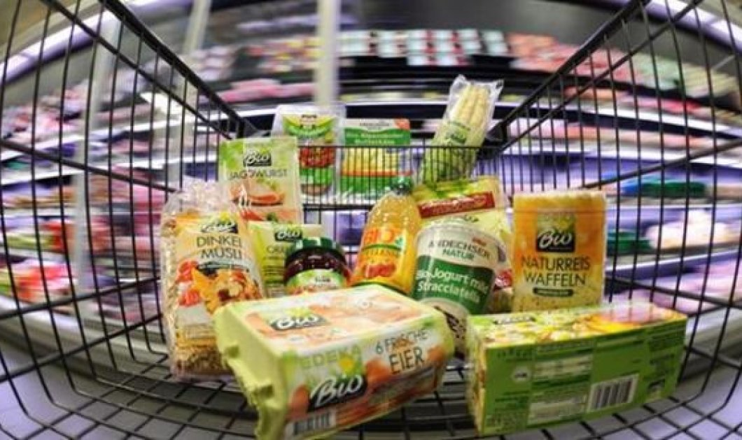 EE: Τα βιολογικά προϊόντα πρέπει να έχουν το σήμα «Bio» για να είναι πράγματι βιολογικά - Κυρίως Φωτογραφία - Gallery - Video