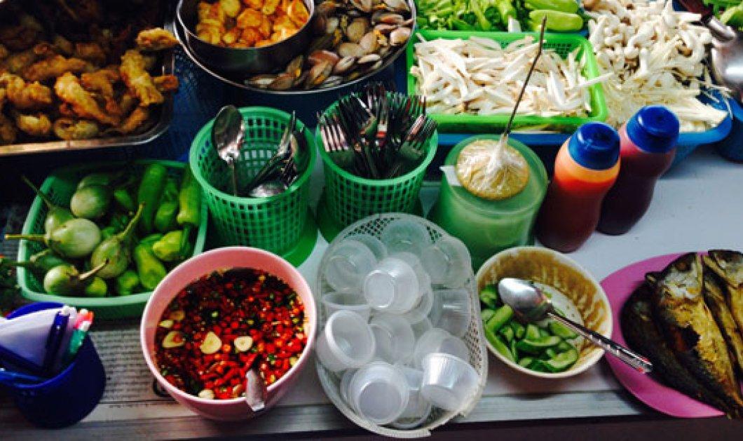 Μπανκόγκ: Breakfast στην πόλη των... αγγέλων - O σεφ Γιώργος Βενιέρης μας στέλνει από την Ταϊλάνδη ένα mail όλο αρώματα! (φωτό)   - Κυρίως Φωτογραφία - Gallery - Video