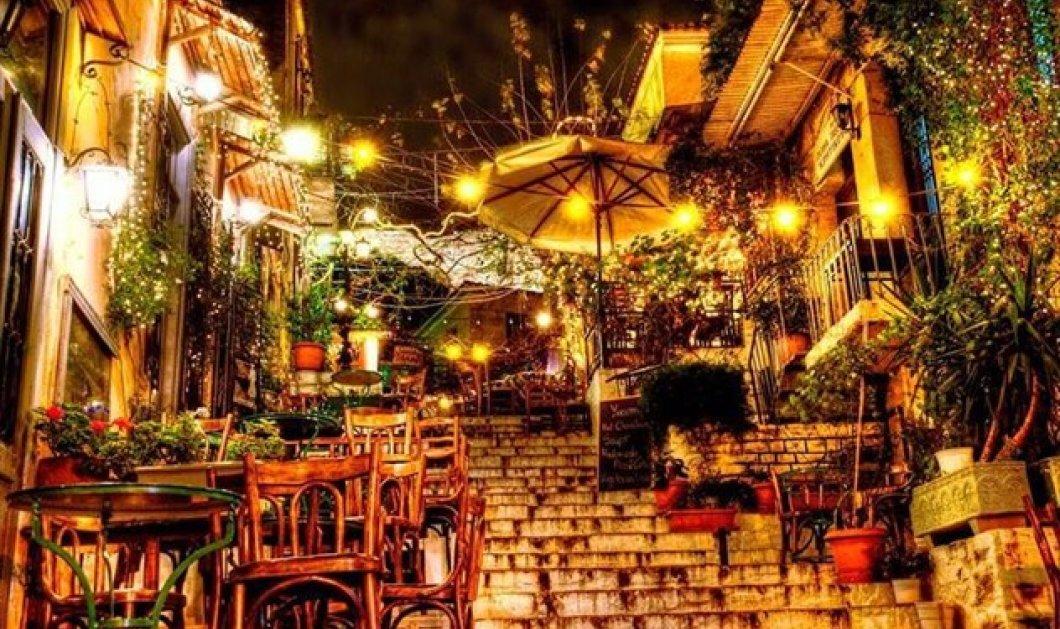 Oι ζεστές μέρες ξεκίνησαν, ο ήλιος λάμπει και τα 10 αγαπημένα αθηναϊκά μαγαζιά που βγάζουν... τραπεζάκια έξω έχουν την τιμητική τους! (φωτό) - Κυρίως Φωτογραφία - Gallery - Video