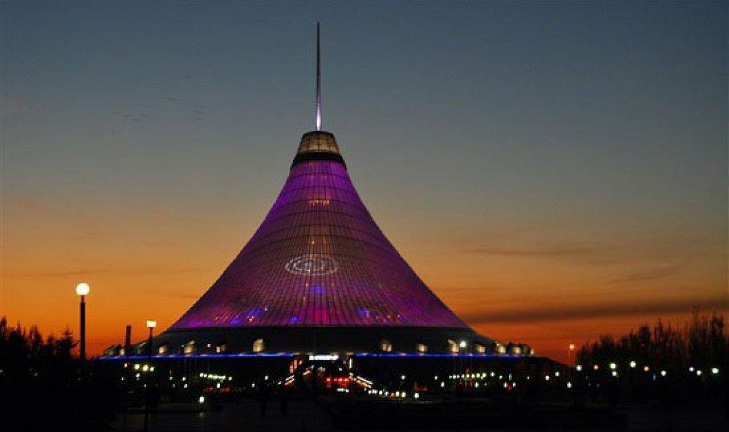 Φουτουριστική η ''νέα'' πρωτεύουσα του Καζακστάν - Κυρίως Φωτογραφία - Gallery - Video