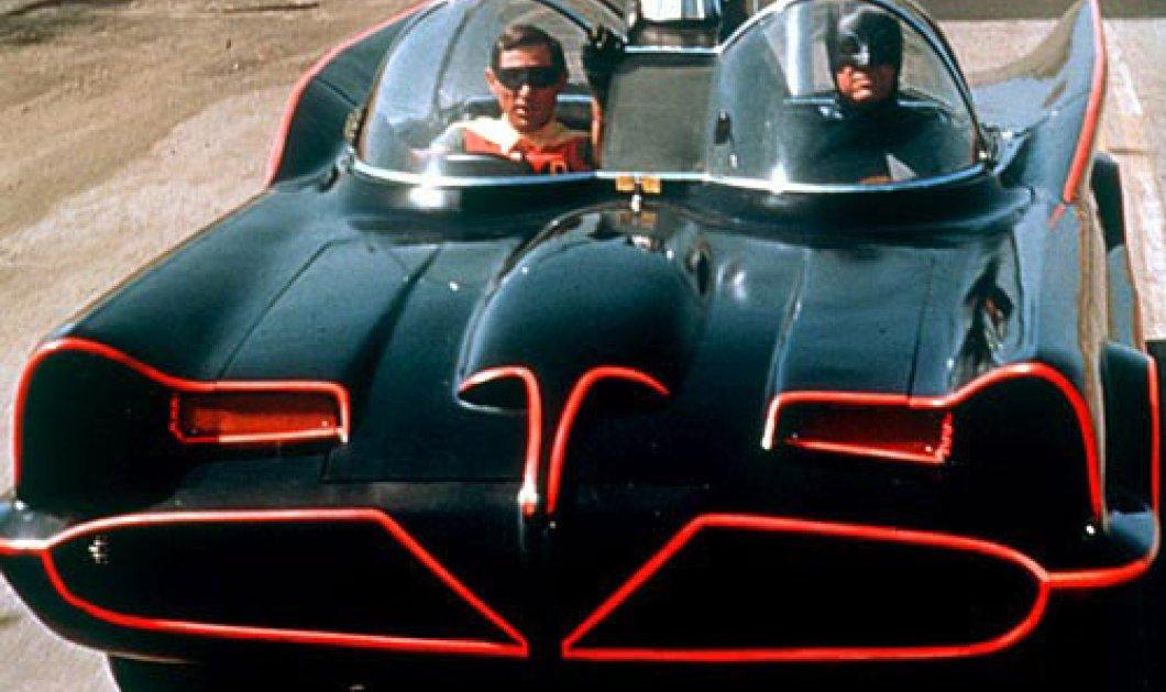 Στο «σφυρί» το αυθεντικό αυτοκίνητο του Μπάτμαν, το Batmobile - Κυρίως Φωτογραφία - Gallery - Video