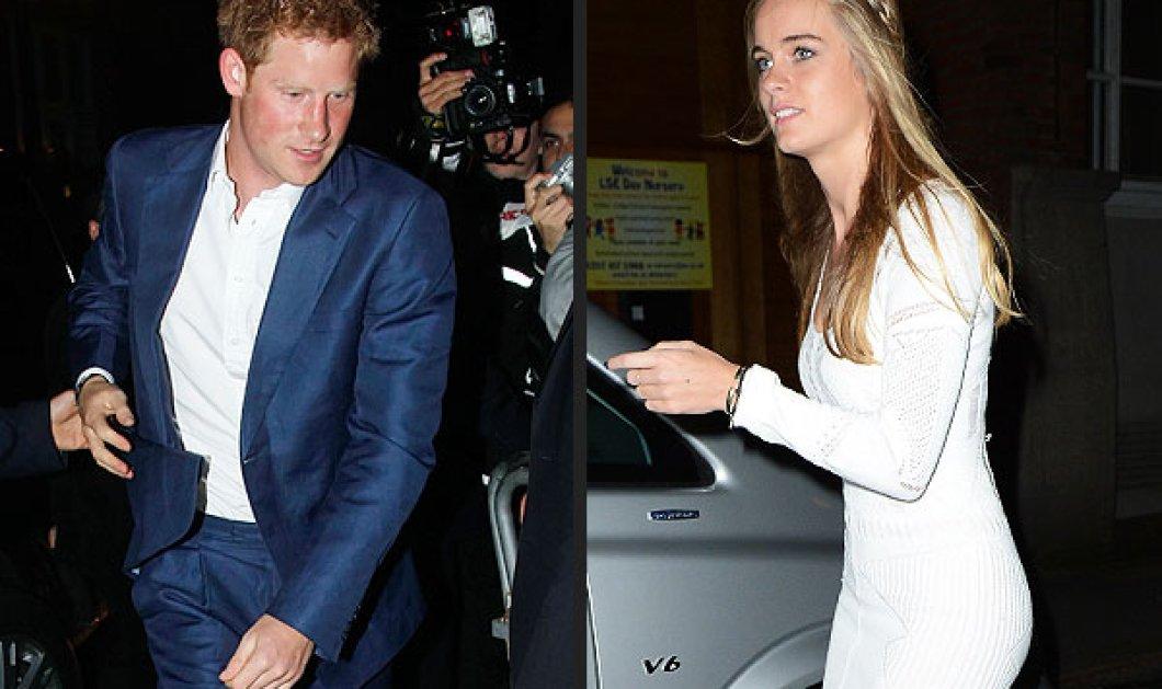 Τόσο τσιγκούνης πια ο Πρίγκιπας Χάρι; Τον χώρισε η Κρεσίντα γιατί την έβαζε να πληρώσει το ακριβό εισιτήριο της για την Αμερική; Νέες αποκαλύψεις έρχονται στο φως! (βίντεο)  - Κυρίως Φωτογραφία - Gallery - Video