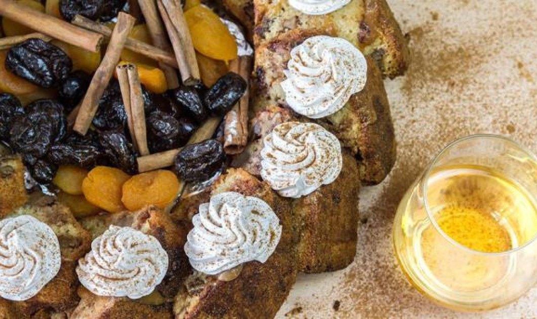 Carrot Cake χωρίς γλουτένη για να ξεκινήσουμε τη μέρα μας με ένα απολαυστικό πρωινό από τον αγαπημένο Άκη Πετρετζίκη που πάλι «ζωγραφίζει» - Κυρίως Φωτογραφία - Gallery - Video