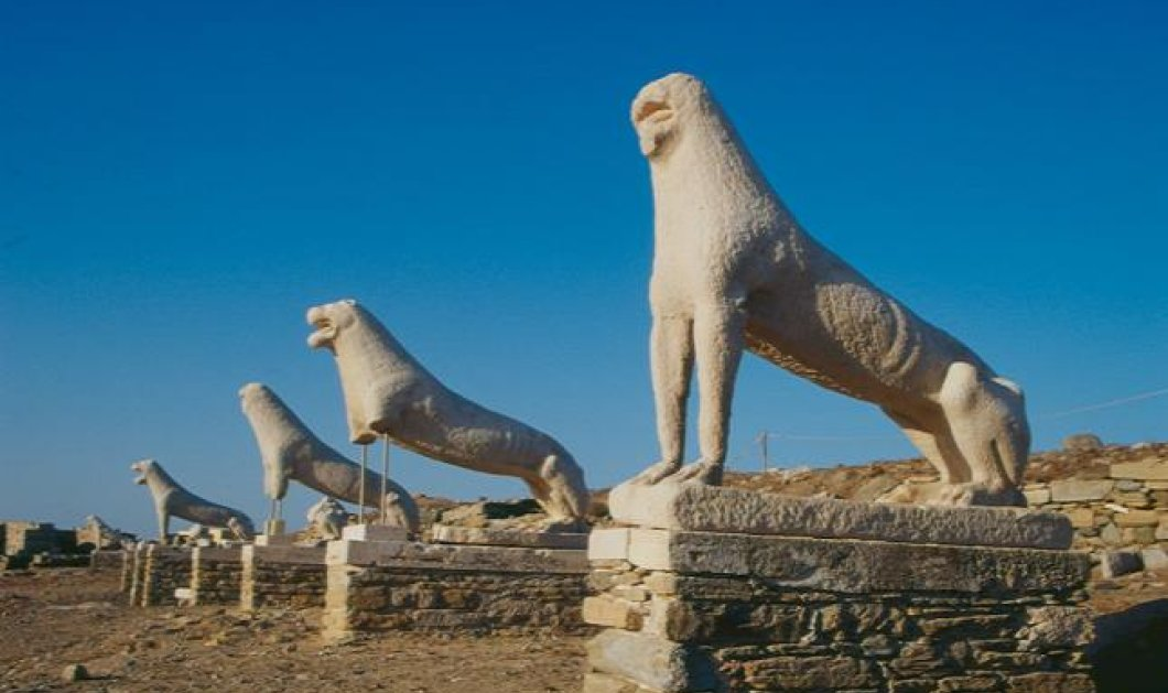 Greek Mythos: Η Μύκονος πήρε το όνομα της από τον γόνο του μυθικού βασιλιά της Δήλου Ανίου, η Νάξος από τον πρώτο ηγεμόνα, η Ανάφη από το βωμό των Αργοναυτών-Από που πήραν τα νησιά τα ονόματα τους; - Κυρίως Φωτογραφία - Gallery - Video