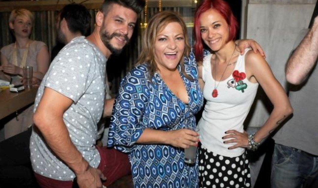 Το πάρτι των αγαπημένων σας πρωταγωνιστών από το Κάτω Παρτάλι με την Νάντια και την Βίκυ σε μεγάλα κέφια! (φωτό) - Κυρίως Φωτογραφία - Gallery - Video