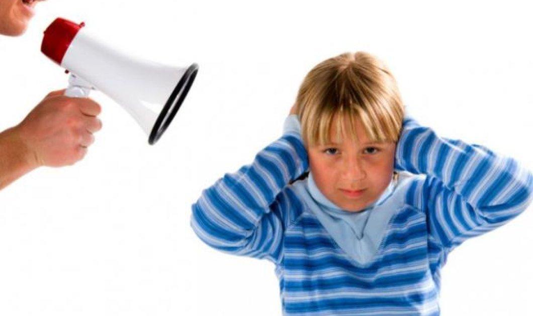 Χαστούκια και φωνές αρρωσταίνουν την καρδιά των παιδιών - Κυρίως Φωτογραφία - Gallery - Video