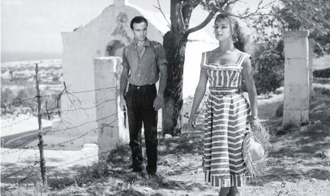 Vintage story: «Διακοπές στην Aίγινα» 1958 και η Αλίκη Βουγιουκλάκη ούρλιαζε στα γυρίσματα να μην την παίρνουν προφίλ γιατί φαινόταν έντονα ο ποπός της!!! (φώτο)  - Κυρίως Φωτογραφία - Gallery - Video
