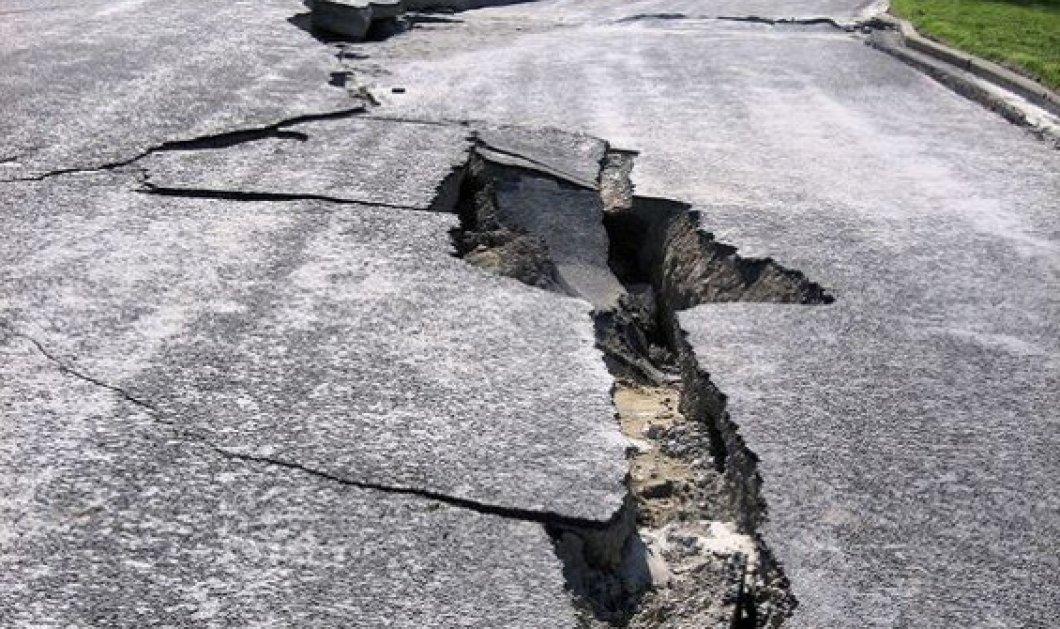 Καλιφόρνια: Δείτε καρέ καρέ την ώρα του σεισμού των 6,1 Ρίχτερ όπως τον κατέγραψε κάμερα ασφαλείας (συγκλονιστικό βίντεο) - Κυρίως Φωτογραφία - Gallery - Video