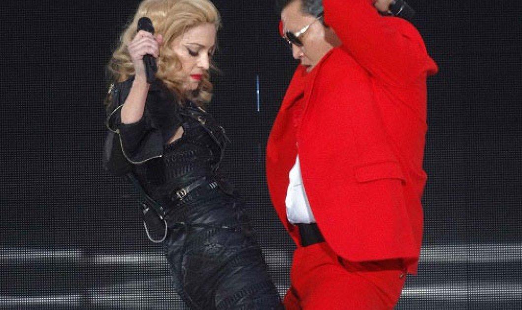 Η Μαντόνα σε ''Gangnam Style'' στη Νέα Υόρκη με τον PSY-Δείτε το βίντεο! - Κυρίως Φωτογραφία - Gallery - Video