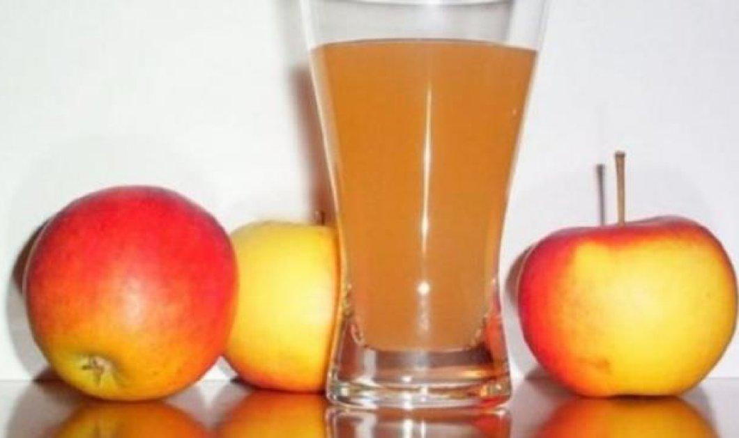 8 τρόποι με τους οποίους το μηλόξυδο ενισχύει την υγεία σας -8 ασθένειες που τις παλεύει - Κυρίως Φωτογραφία - Gallery - Video
