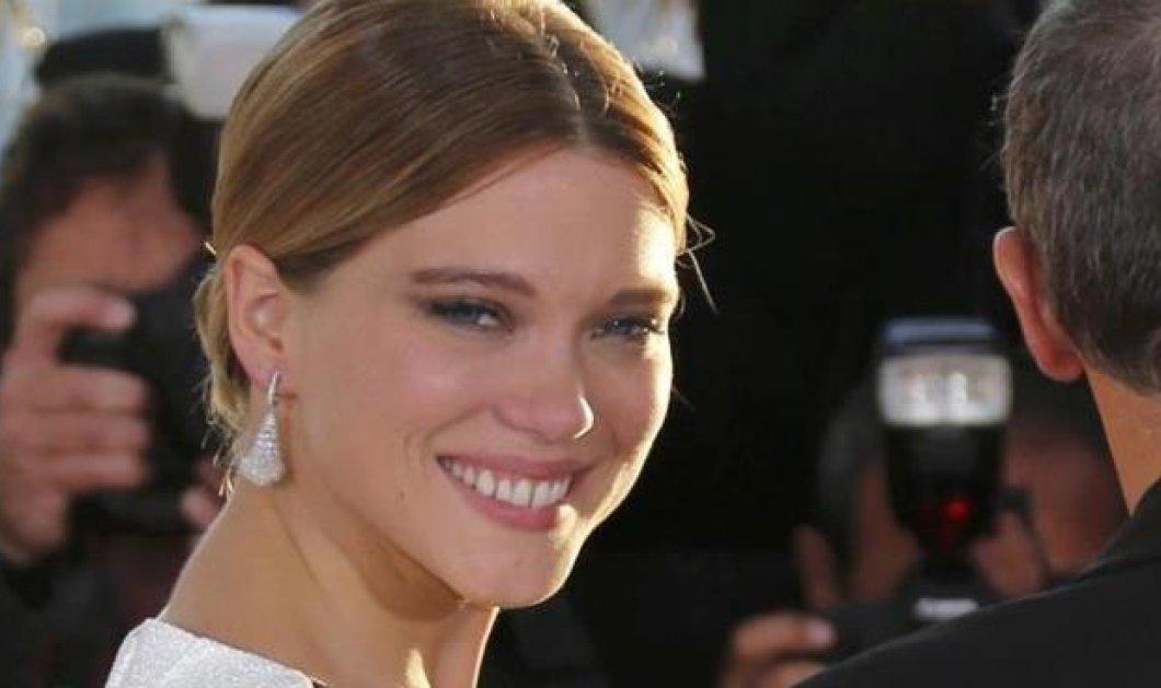 Λέα Σεντού: Η «λεσβία» είναι το νέο κορίτσι του Τζέιμς Μποντ- Από καυτό κορίτσι της «Αντέλ» πως η γαλλίδα ηθοποιός πήρε τον περιζήτητο ρόλο  - Κυρίως Φωτογραφία - Gallery - Video