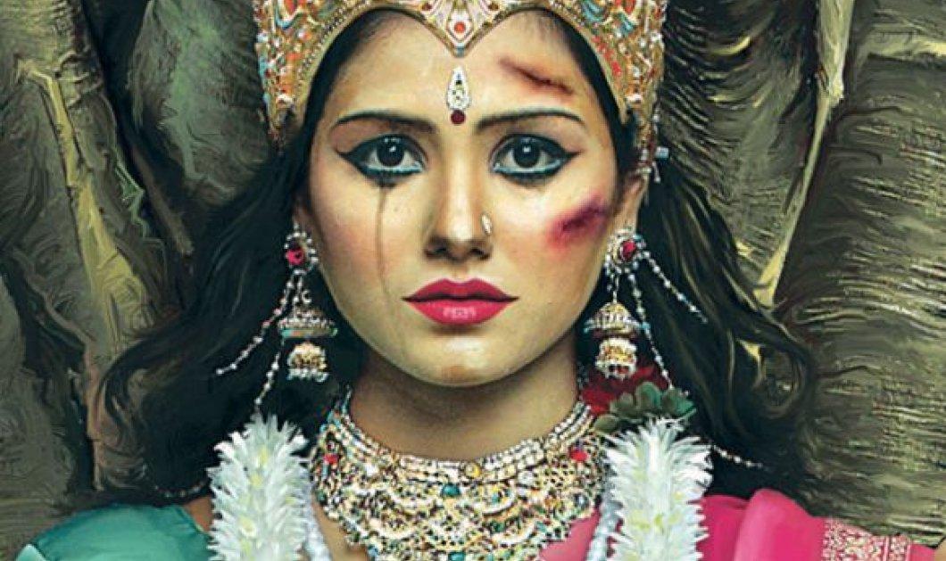 Σάλος με το συγκλονιστικό ρεπορτάζ του BBC για το ξύλο των γυναικών στην Ινδία από συζύγους ή μπαμπάδες: 118.866 γυναίκες το κατήγγειλαν μέσα στο 2013! - Κυρίως Φωτογραφία - Gallery - Video