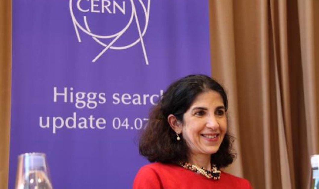 Top Woman η Φαμπιόλα Τζιανότι! Η Ιταλίδα φυσικός είναι η πρώτη γυναίκα επιστήμονας που κατακτά την διεύθυνση του CERN  - Κυρίως Φωτογραφία - Gallery - Video