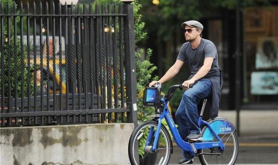 Ζωή ποδήλατο: O Leonardo Di Caprio στους δρόμους του L.A. με το αγαπημένο του... όχημα & καλή παρέα! (φωτό) - Κυρίως Φωτογραφία - Gallery - Video