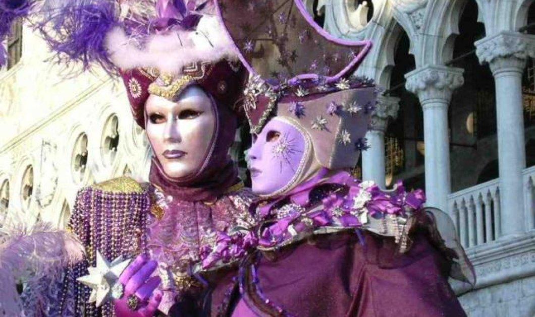 Ξεκινήστε την εβδομάδα σας με μοναδικές φώτο και βίντεο από το Καρναβάλι της Βενετίας 2013!  - Κυρίως Φωτογραφία - Gallery - Video