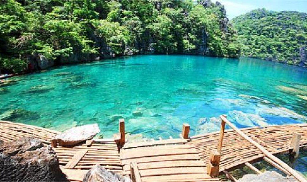 Θέλω να χαθώ μέσα στη λίμνη σου... Παραμιλάω με τις φωτό που είδα από μία λίμνη στις Φιλιππίνες - please join me!  - Κυρίως Φωτογραφία - Gallery - Video