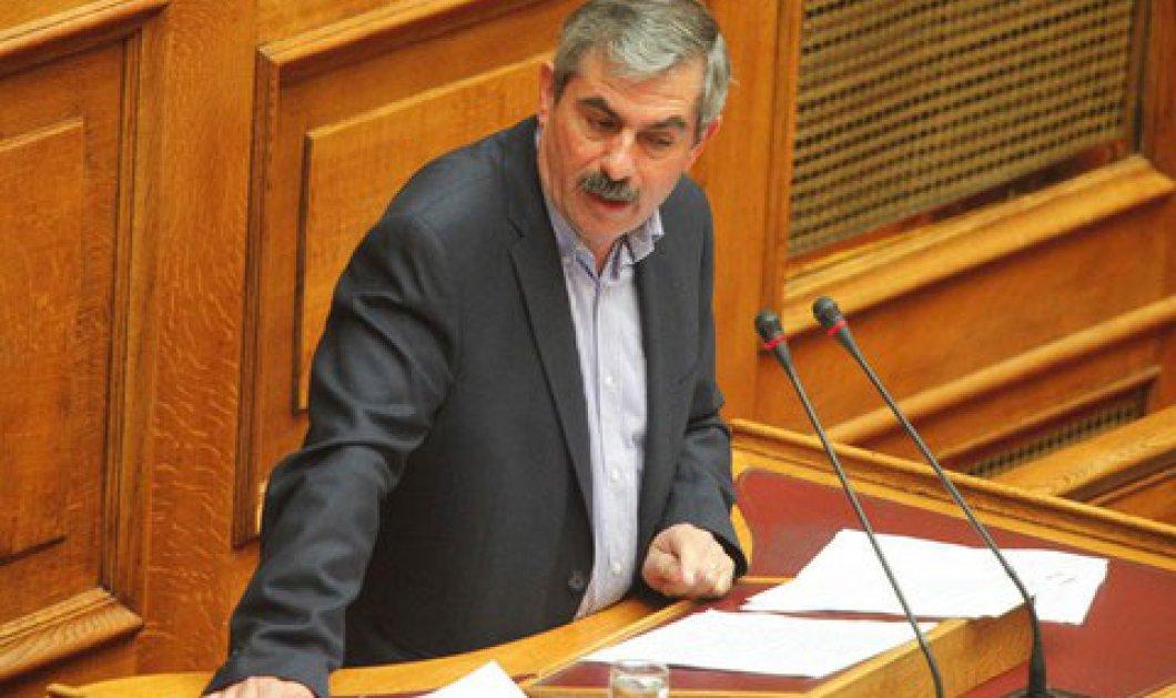 Την παραίτηση της Εύης Χριστοφιλοπούλου ζητά βουλευτής του ΣΥΡΙΖΑ - Κυρίως Φωτογραφία - Gallery - Video