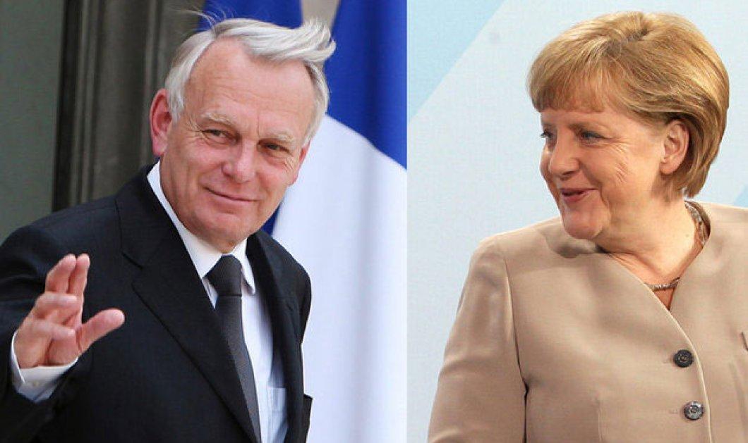 Άμεση λύση στο πρόβλημα της Ελλάδας ζητά η Μέρκελ - Κυρίως Φωτογραφία - Gallery - Video