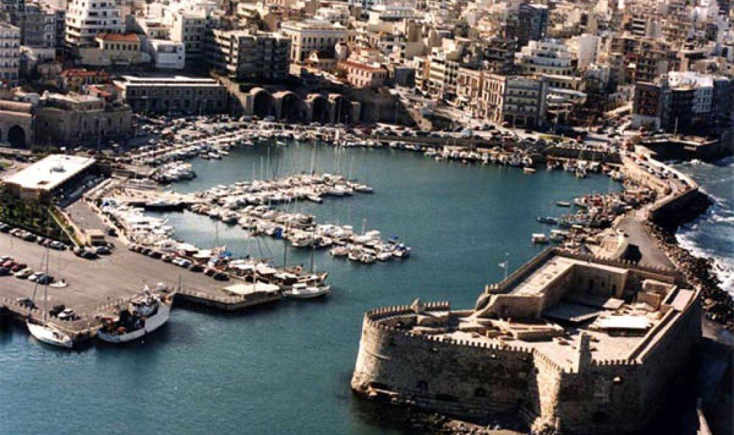 Το Ηράκλειο Κρήτης καλύτερη παραλιακή πόλη μαζί με το Havre, την Οδησσό και το Southampton...! - Κυρίως Φωτογραφία - Gallery - Video