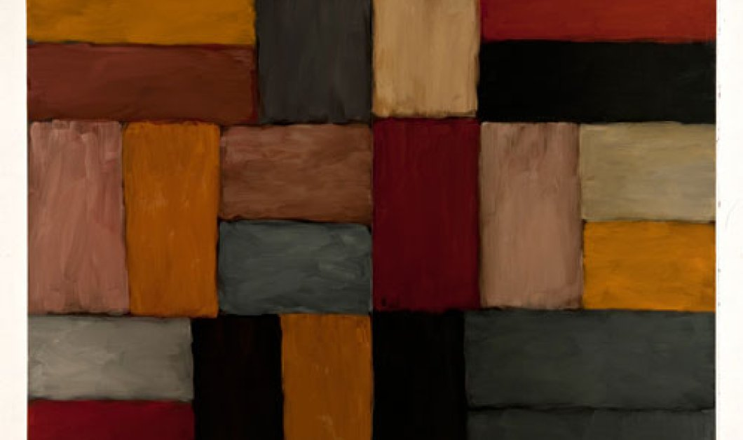 Ο διάσημος Ιρλανδοαμερικανός καλλιτέχνης εκθέτει τους ''δωρικούς'' του πίνακες στο Μουσείο Μπενάκη!! - Κυρίως Φωτογραφία - Gallery - Video