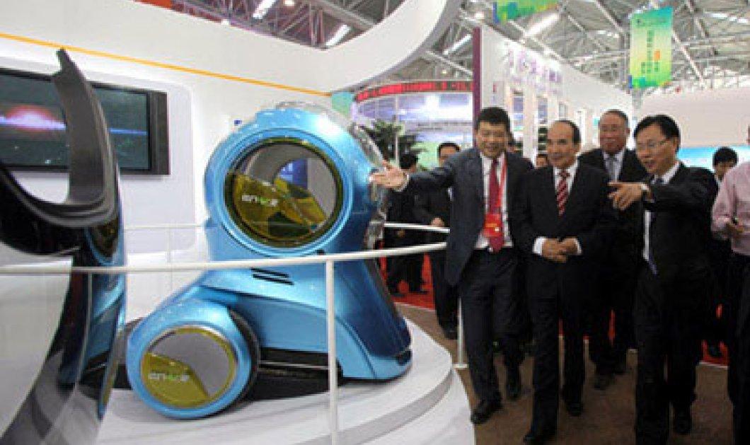 313 δις δολάρια θα επενδύσει η Κίνα τα επόμενα 5 χρόνια στην πράσινη ανάπτυξη - Κυρίως Φωτογραφία - Gallery - Video