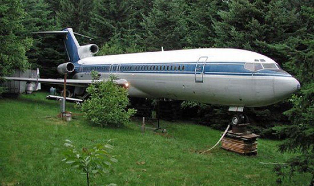 Boeing 727 της Ολυμπιακής έγινε... σπίτι!! - Κυρίως Φωτογραφία - Gallery - Video