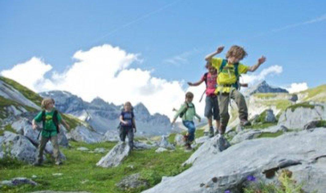 Dolce Vita στα θρανία: Πού θα στείλετε τα παιδιά διακοπές και θα γυρίσουν σκηνοθέτες, καλλιτέχνες και μικροί Σουμάχερ; - Κυρίως Φωτογραφία - Gallery - Video