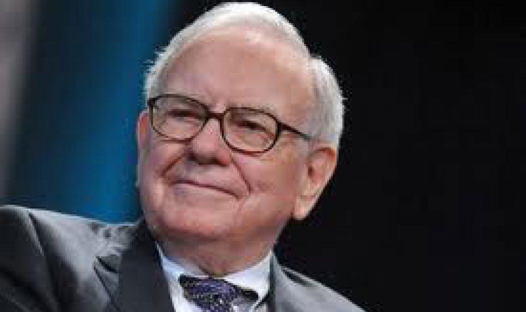Ο Warren Buffett ξόδεψε 3.5 εκατομμύρια ευρώ για ένα γεύμα!! - Κυρίως Φωτογραφία - Gallery - Video