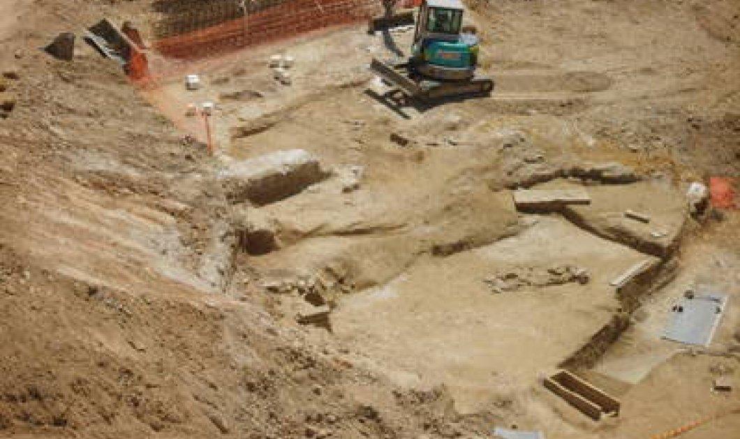 Ανακαλύφθηκαν αρχαίοι ελληνικοί τάφοι στη Μασσαλία!! - Κυρίως Φωτογραφία - Gallery - Video