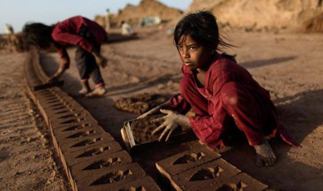 12 Ιουνίου: Παγκόσμια ημέρα κατά της παιδικής εργασίας!! - Κυρίως Φωτογραφία - Gallery - Video