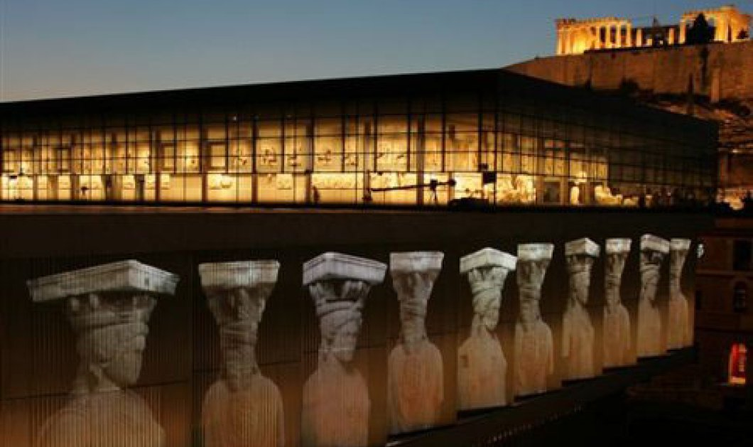 Το Μουσείο της Ακρόπολης γιορτάζει τα 3 του χρόνια με μουσικές και τραγούδια! - Κυρίως Φωτογραφία - Gallery - Video