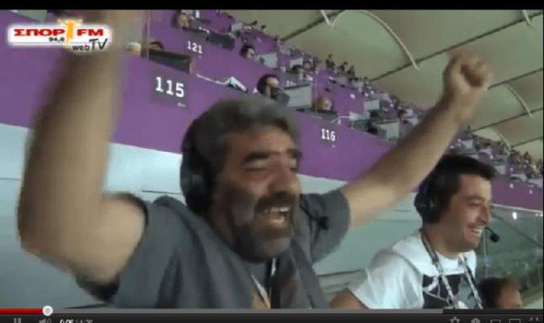 Προθέρμανση για το βράδυ: Γκόλ Καραγκούνη από Χελάκη - όλα τα λεφτά!! - Κυρίως Φωτογραφία - Gallery - Video