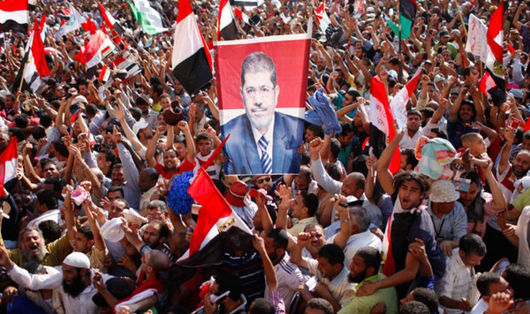 Ποιος είναι ο πρώτος δημοκρατικά εκλεγμένος Πρόεδρος της Αιγύπτου? - Κυρίως Φωτογραφία - Gallery - Video